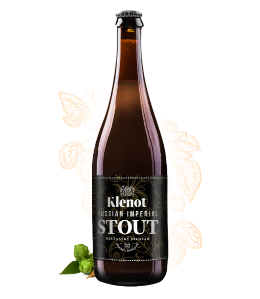 Imperial Stout - Pivo Klenot